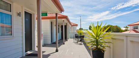 315 Riccarton Motel accommodation Christchurch